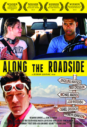 Irish Actress/Producer Shari O'Donnell impresses Internationally in Rave 'Along the Roadside' Reviews