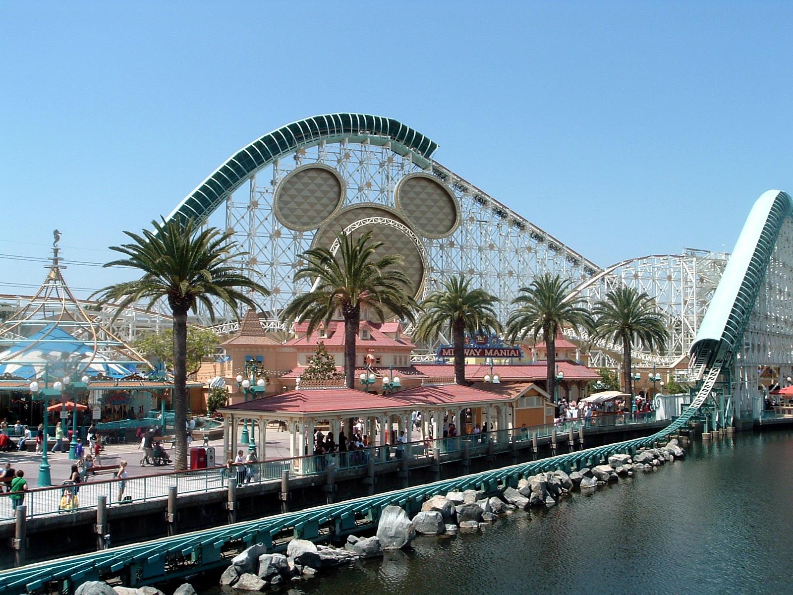 Riders get way more adventure as ride gets stuck in Disneyland