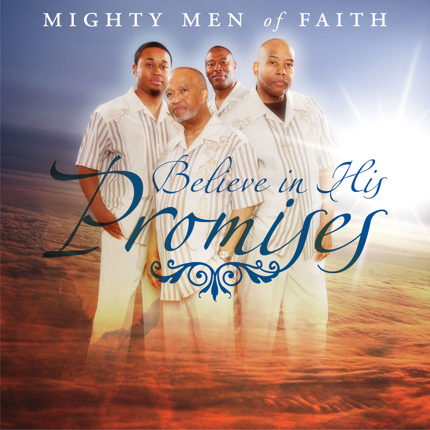 Gospel Recording artist Mighty Men of Faith are releasing a new album