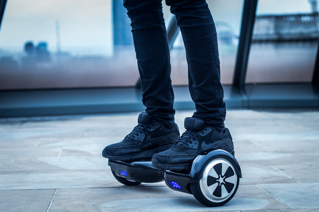 Hoverboard Wheel Sizes: A Guide