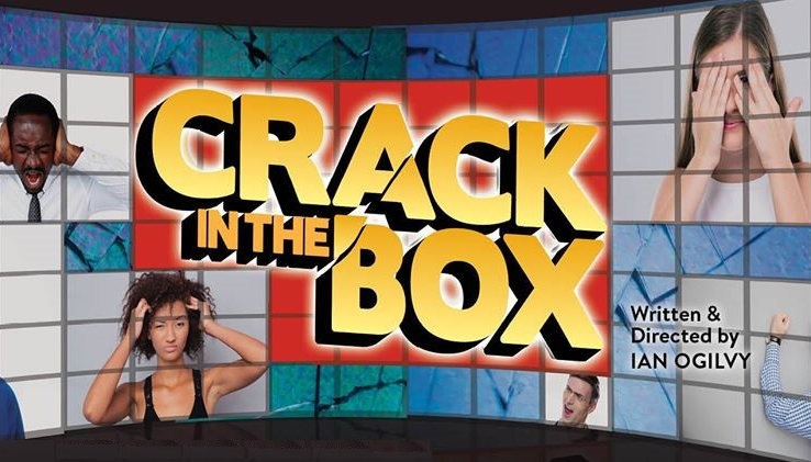 Hollywood Theater Scene- Crack in The Box