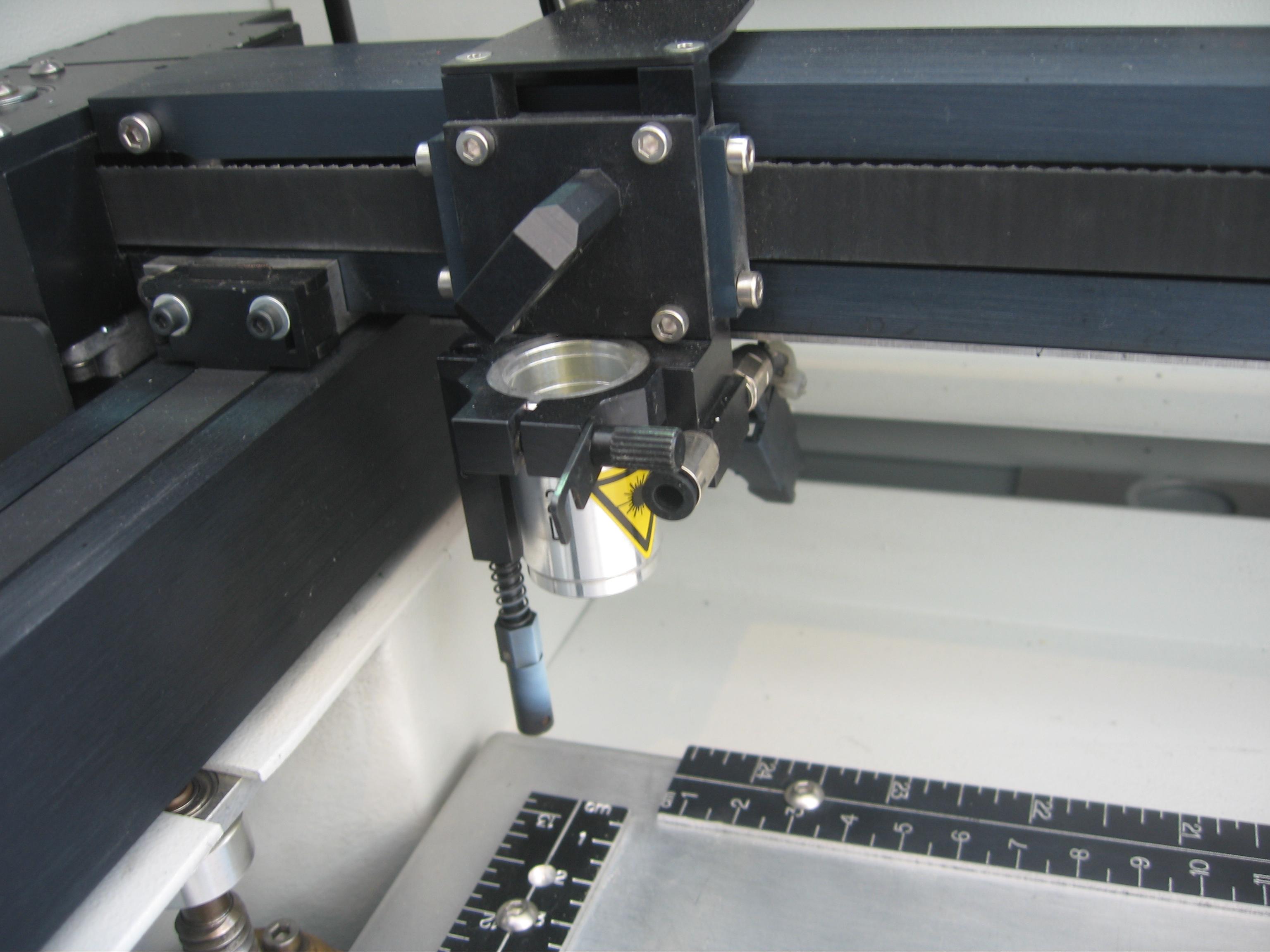Laser Engravers – Size Matters