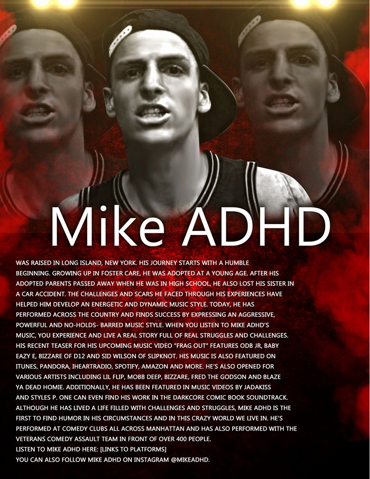 Extraordinary Journey Of Mike ADHD