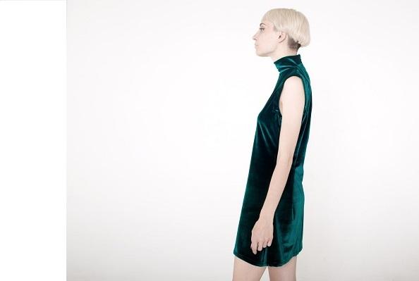Australian designer's anti-fast fashion clothing label – no mass production, no slave labor and no sizes.