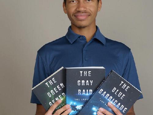 Meet Author Kesten E. Harris